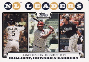 NL Leaders RBI