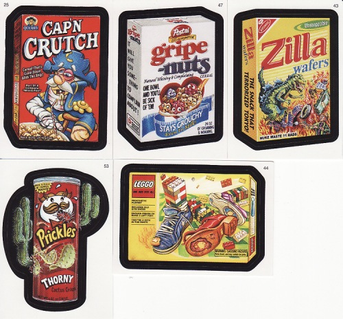 Wacky Packages