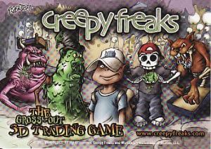 Creepy Freaks Ad