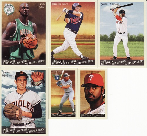 Goodwin Champions Cards