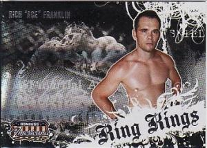 Ring King Rich Franklin