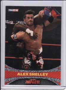 TNA Alex Shelley Parallel