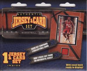 basketball jersey card set