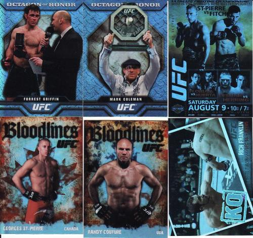 Topps UFC_Inserts
