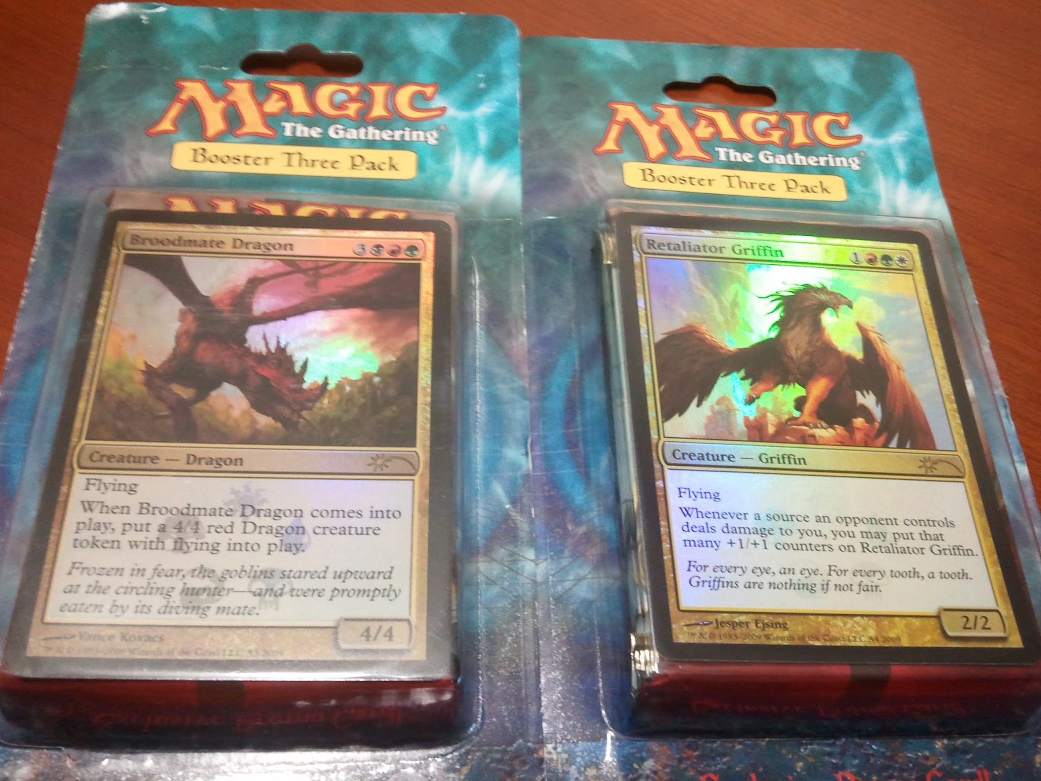 Magic Promos Repack Break | Shot Not Taken