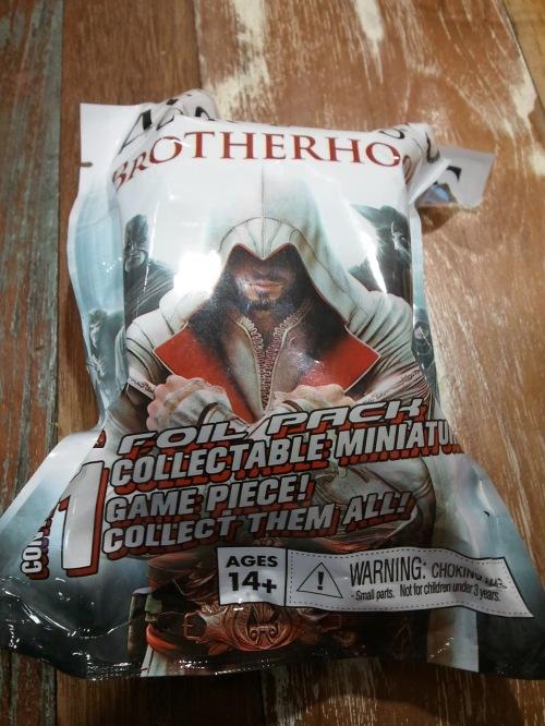 Assassin's Creed Heroclix