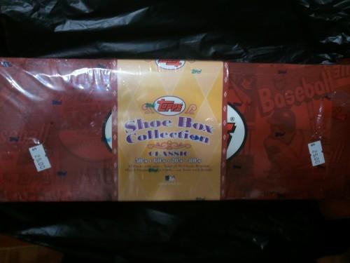 2003 Topps Shoe Box