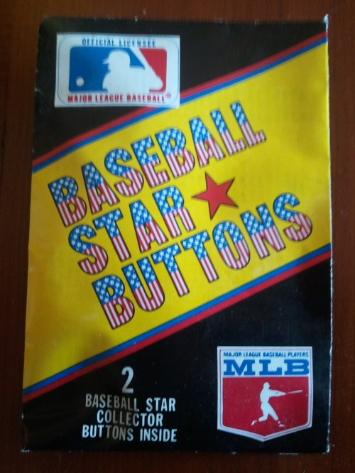 Baseball Star Buttons Pack