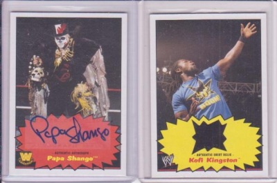 Papa Shango Auto Kofi Kingston Mem