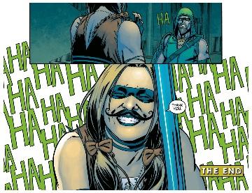 Injustice #5 panel
