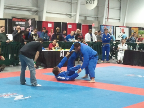 MMA World Expo Renzo Gracie BJJ Open