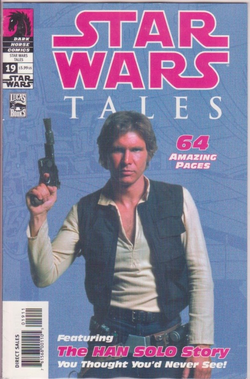 Star Wars Tales 19