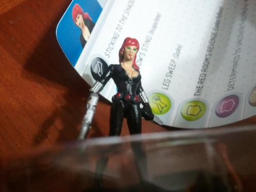 Black Widow Heroclix
