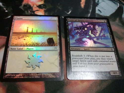 Saviors of Kamigawa Foils