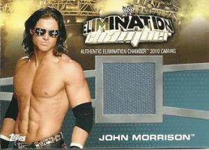 John Morrison Mat Card