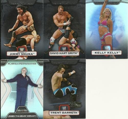 Topps WWE Platinum