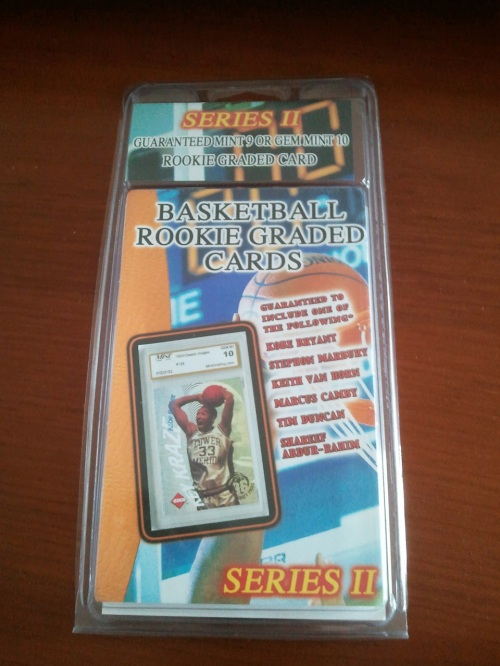 Basketball Graded Rookie Card Series 2