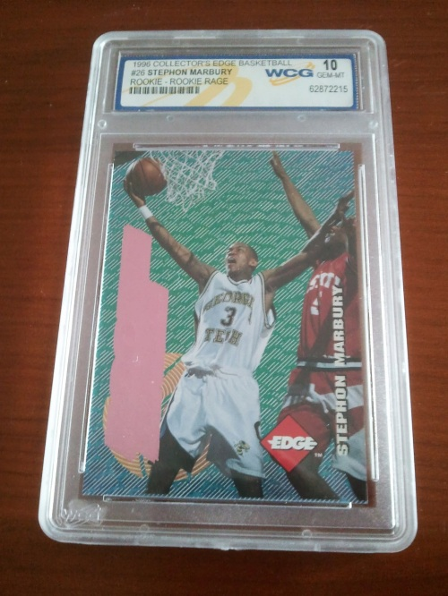 Stephon Marbury Gem Mint