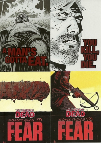 The Walking Dead Inserts