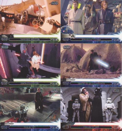 Topp Star Wars Jedi Legacy Anakin