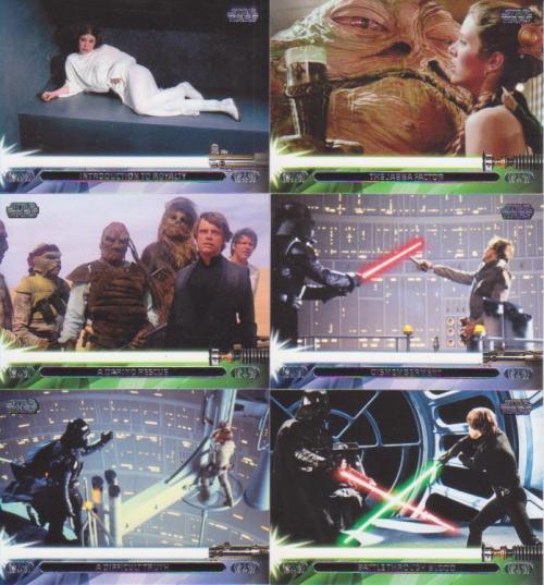 Topp Star Wars Jedi Legacy Luke