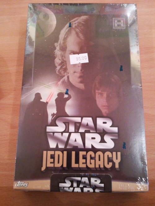 Topps Star Wars Jedi Legacy