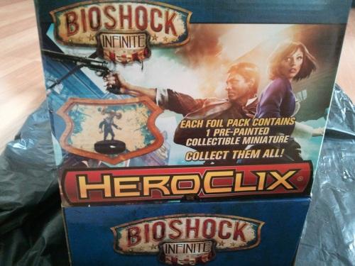 Bioshock Infinite Heroclix