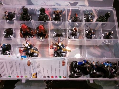 Bioshock Infinite Heroclix Figures