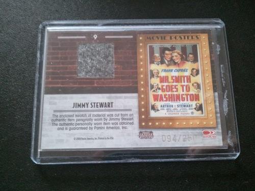 2009 Donruss Americana Jimmy Stewart
