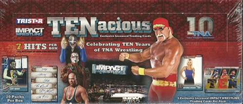 Tristar TNA Impact Wrestling TENacious