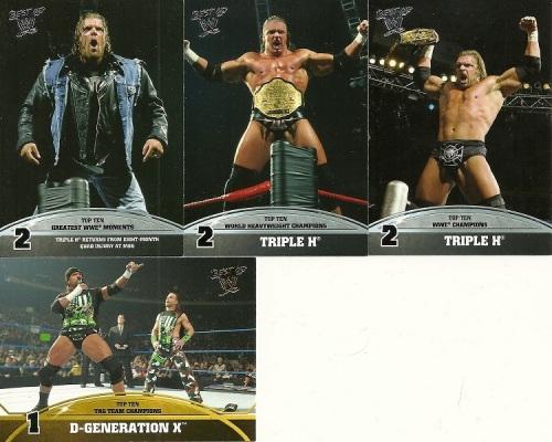 Triple H Inserts