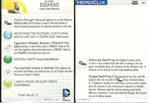 Egghead Heroclix