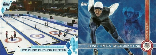 2014 Topps U.S. Olympic and Paralympic & Hopefuls Inserts
