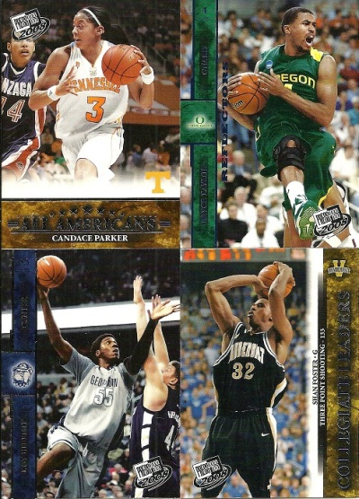 2008 Press Pass Basketball
