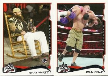 Bray Wyatt vs John Cena