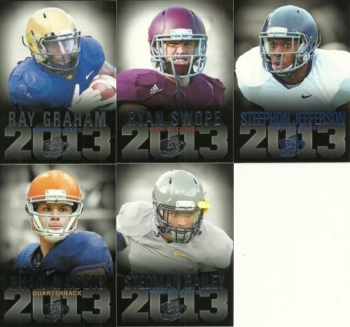 2013 Press Pass Football 2
