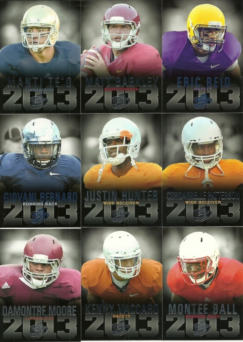 2013 Press Pass Football