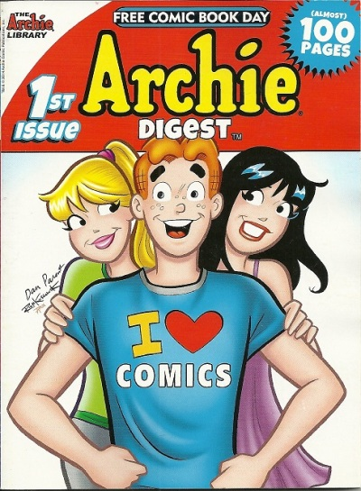 Archie Free Comic Book Day