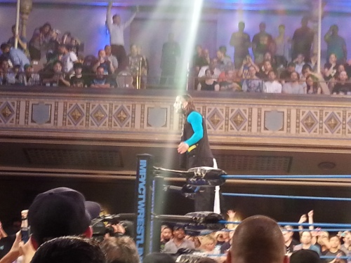 TNA Wrestling Jeff Hardy