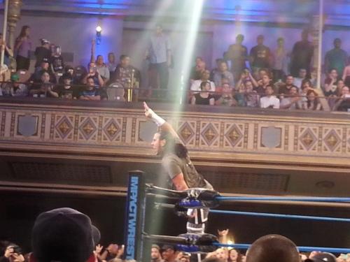 TNA Wrestling Matt Hardy