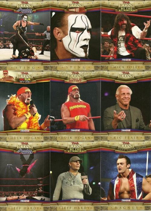 Tristar TNA Icons
