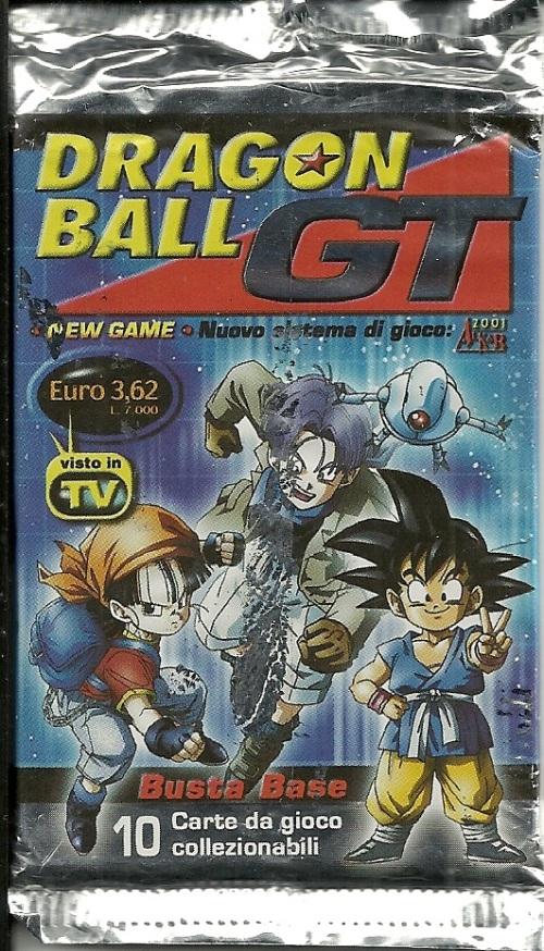 Dragon Ball GT Pack