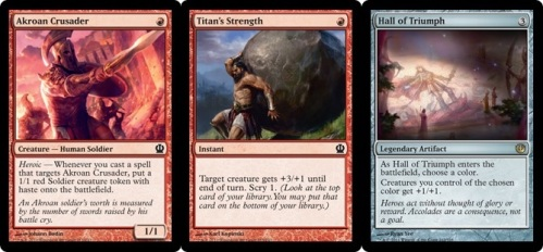 Mono Red Heroic
