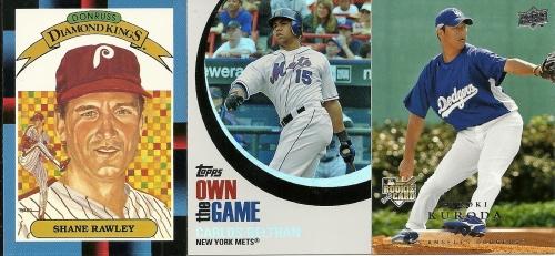 Random Baseball Cards