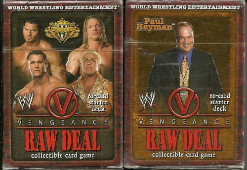 Raw Deal Evolution and Paul Heyman