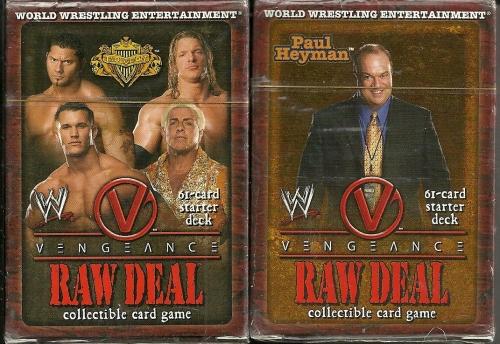 Raw Deal Evolution and Paul Heyman