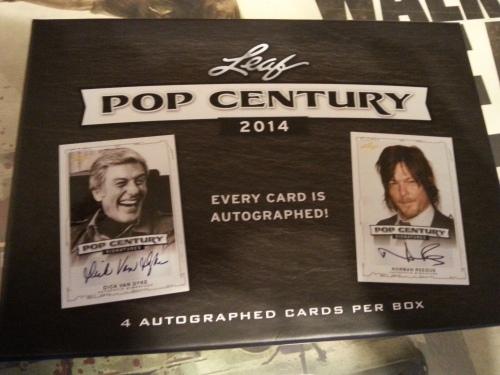 2014 Leaf Pop Century