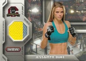 Jessamyn Duke Mat Card
