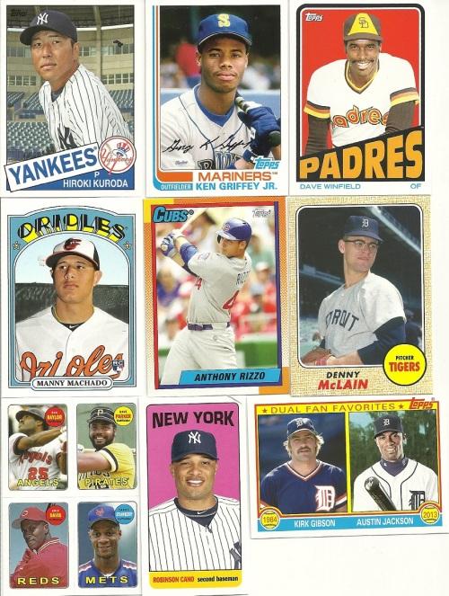 2013 Topps Archives Baseball