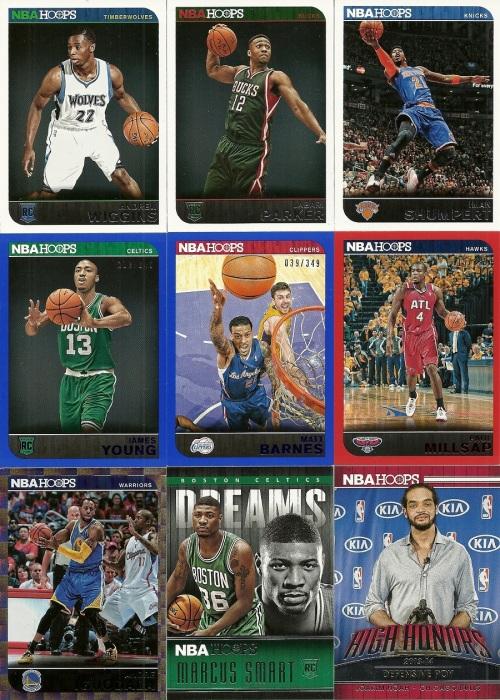 2014-15 Panini NBA Hoops